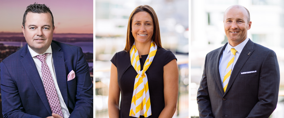 Three New National Ray White Appointments