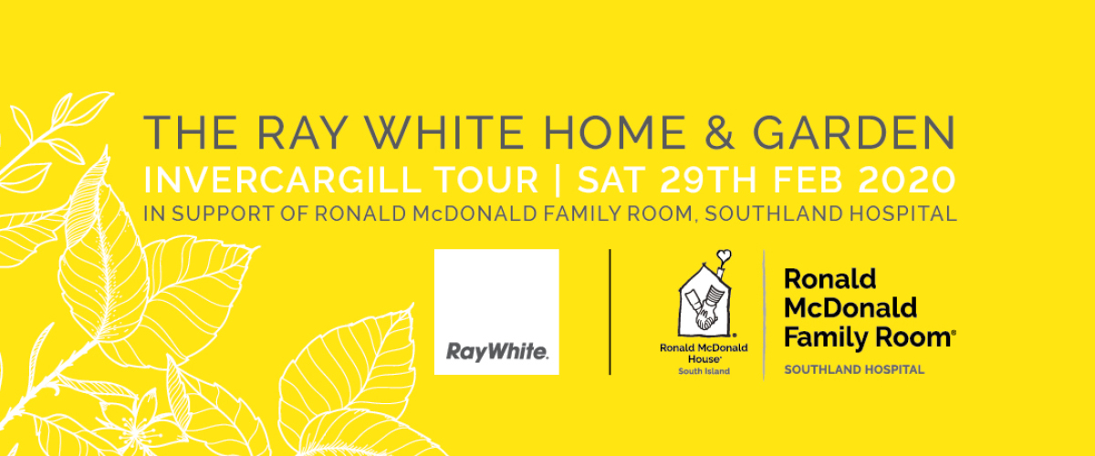 Invercargill once again set to host premiere home tour