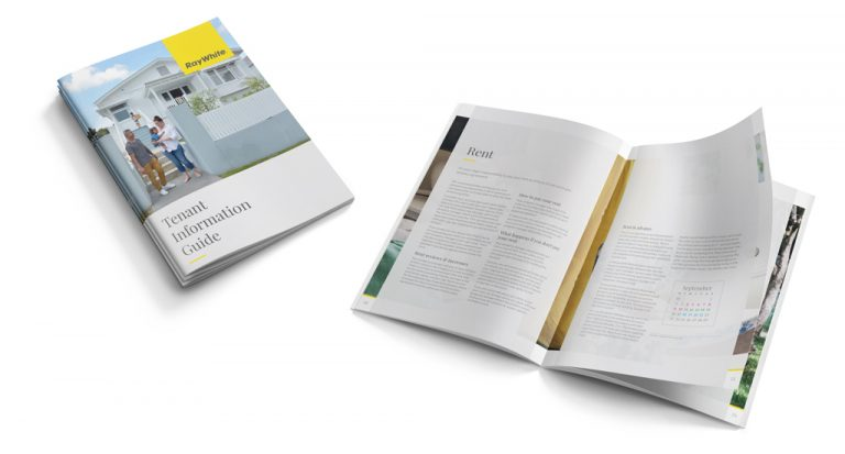Ray White tenant guides