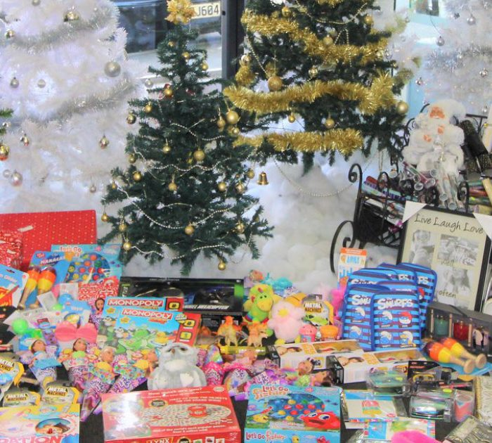 'A Little Ray of Giving' raises thousands this Christmas